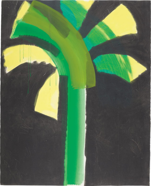 Howard Hodgkin, Night Palm, 1990-1991