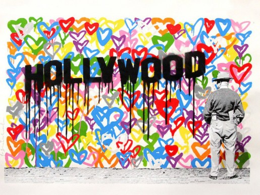 Mr. Brainwash, Hollywood, 2016