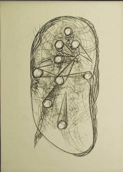 Mario Merz, Untitled, 1988