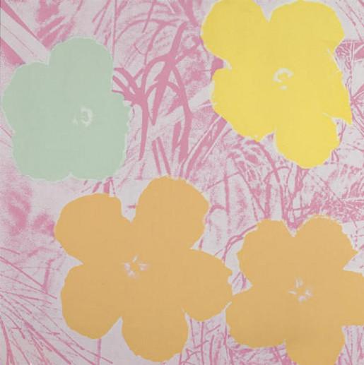 Andy Warhol, Flowers (FS II.70), 1970