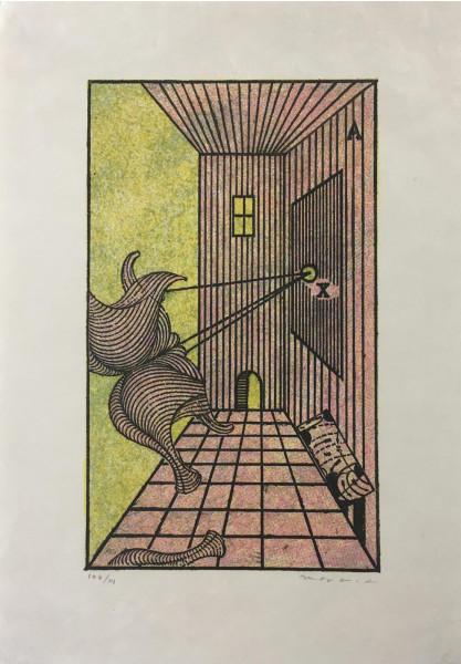Max Ernst, Jenseits der Malerei - Das grafische Oeuvre, 1972