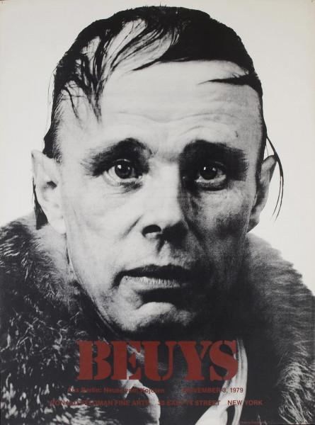 Joseph Beuys, Feldman, 1979