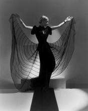 Spider Dress: Helen Bennett, Fashion Advertising for Bergdorf Goodman