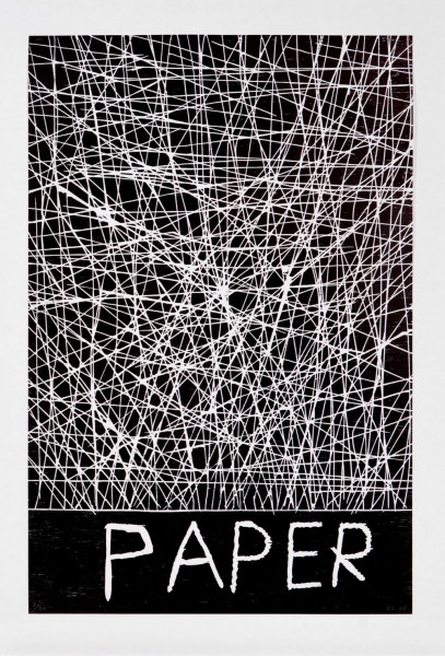 David Shrigley, Paper, 2005
