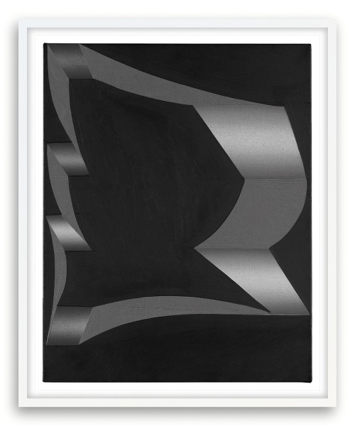 Tomma  Abts, Untitled, 2008
