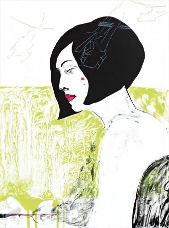 Luftdruck 1 by Juliane Ebner
