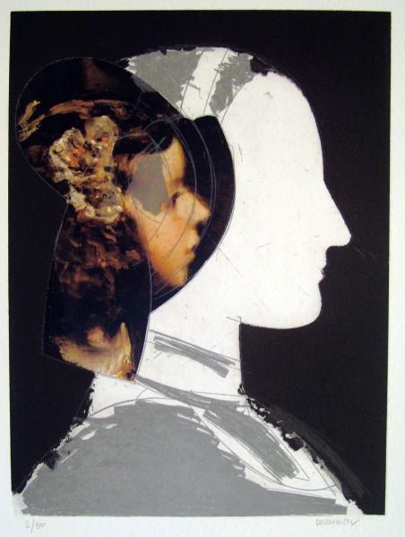 Manolo Valdes, Chiara I, 2003