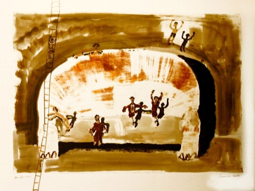 Ignacio Iturria, Donde Vas?, 2000