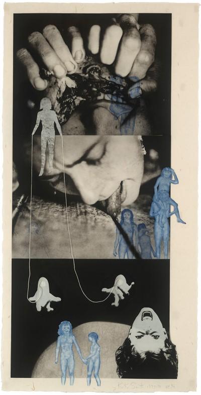 Kiki Smith, Puppet, 1994