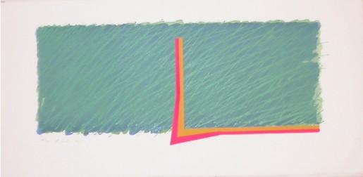 Richard Smith, Horizon III, 1970