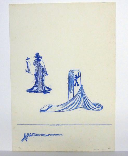 Max Ernst, Décervelages, 1971