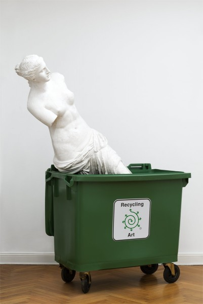 Bjørn Nørgaard, Recycling Art, 2016