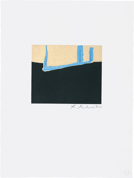 Robert Motherwell, Untitled, 1975