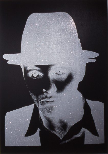 Gavin Turk, In Memory of Silver Beuys, 2004