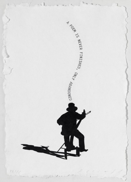 Jaume Plensa, Les silhouettes 2, 2012