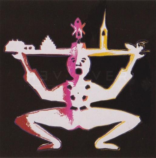 Andy Warhol, Hans Christian Andersen (FS II.400), 1987