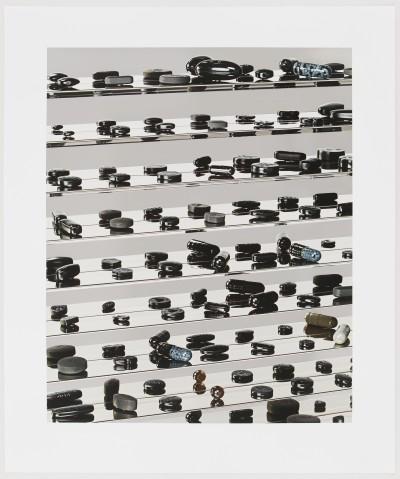 Damien Hirst, Black Utopia, 2012
