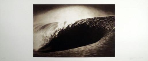 Robert Longo, Untitled #4 Wave, 2000