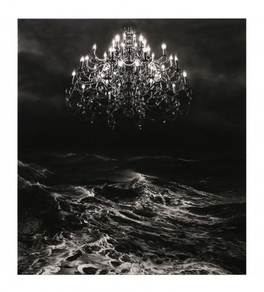 Robert Longo, Throne Room, 2017