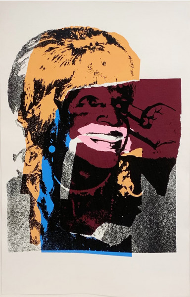 Andy Warhol, Ladies and Gentelmen (FS II.133), 1975