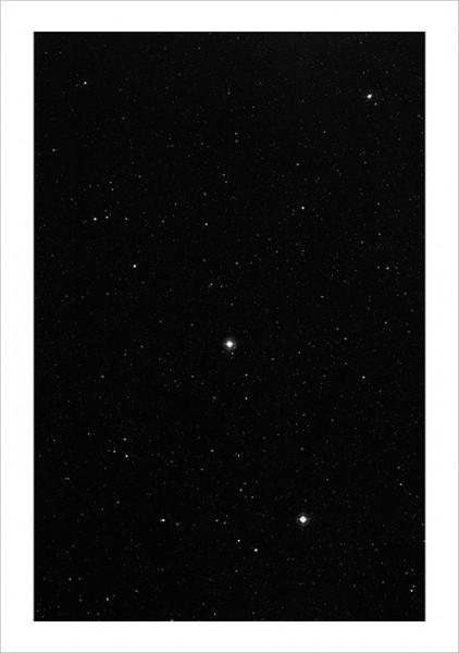 Thomas Ruff, Star 16h 08m/-25 degree, 1992/2016