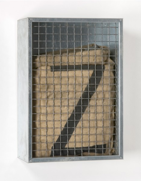 Jannis Kounellis, Untitled, 2001