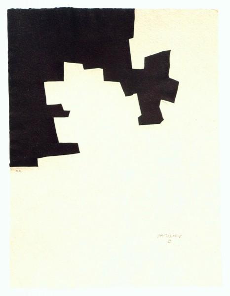 Eduardo Chillida, Hutsune I, 1968