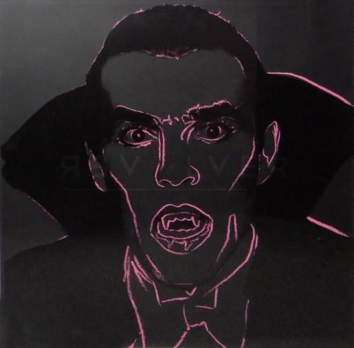 Andy Warhol, Dracula (FS II.264), 1981