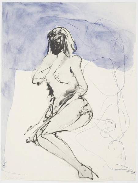 Tracey Emin, I Think Of You, 2014