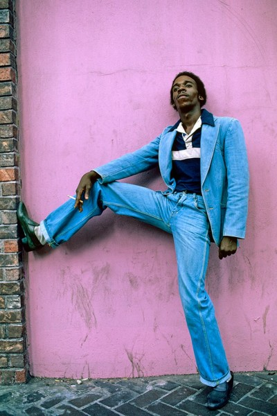Willy Spiller, Leroy in Harlem, New York, 1984