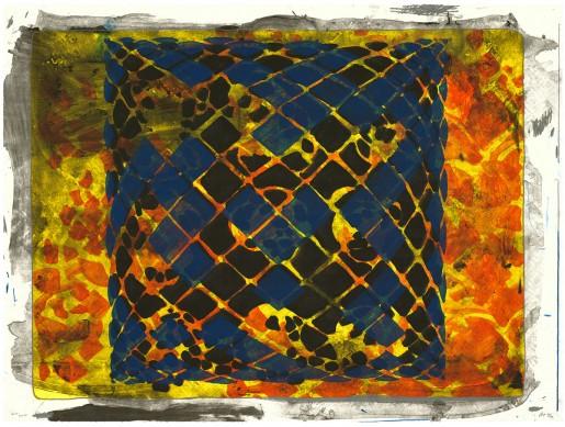 Terry Winters, Yellow Stone, 2010