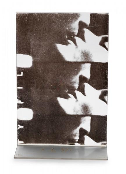 Andy Warhol, Kiss (FS II.8), 1966
