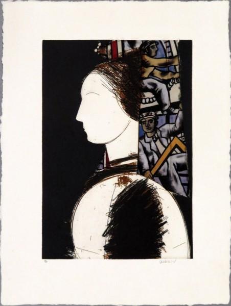Manolo Valdes, Beatrice II, 2002