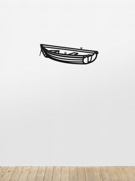 Julian Opie, Boat 2, from Nature 1 Series, 2015