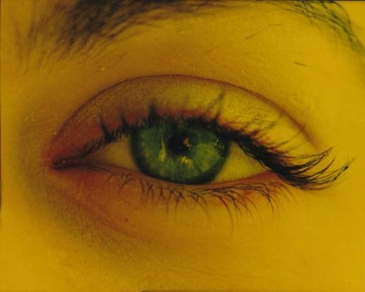 Ingeborg Lüscher, Eyes (Claudia), 1998