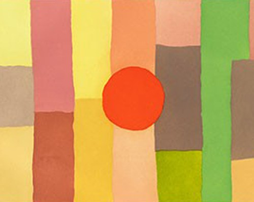 Journey by Etel Adnan