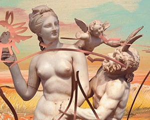 Antiquity 1 by Jeff Koons