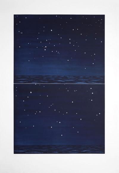 Night Sky by Richard Bosman