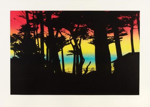 Peter Doig, Big Sur, 2000/2001
