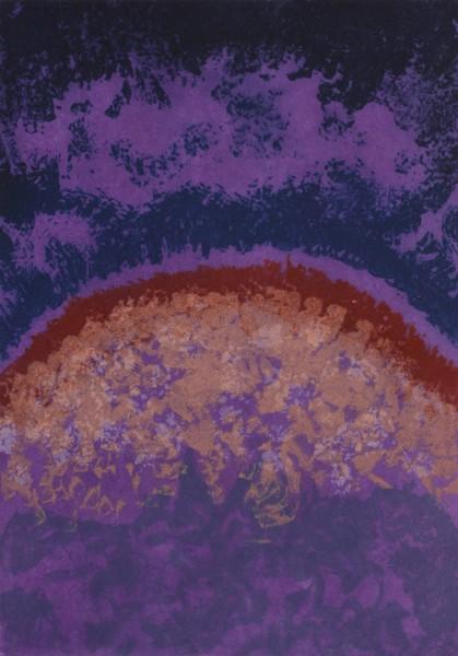Anne Madden, Aurora Borealis III, 2005