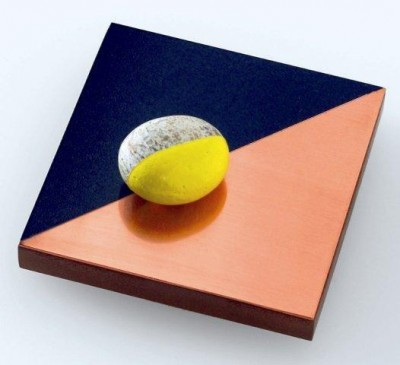 Parkett Paperweight by Keith Tyson