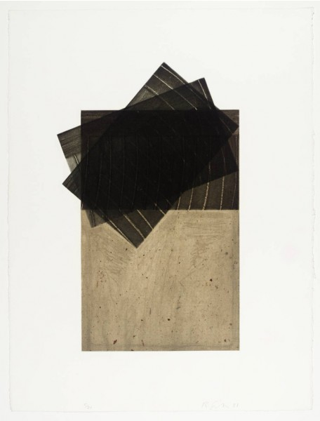 Richard Smith, Drawing Boards II: No.2, 1981