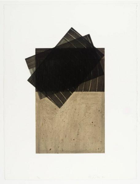 Richard Smith, Drawing Boards II: No.2, 1981