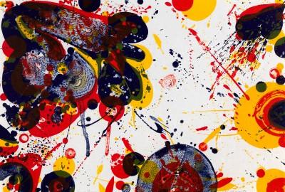 Sam Francis, Untitled, 1964