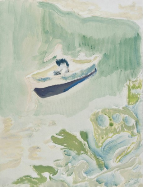 Peter Doig, Cyril's Bay, 2008