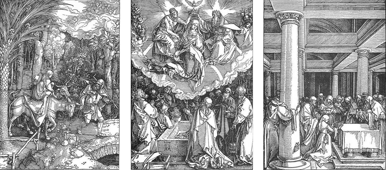 Albrecht Dürer, Life of the Virgin