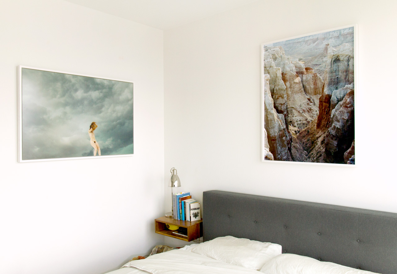 Works by Ryan Mcginley and Torbjørn Rødland