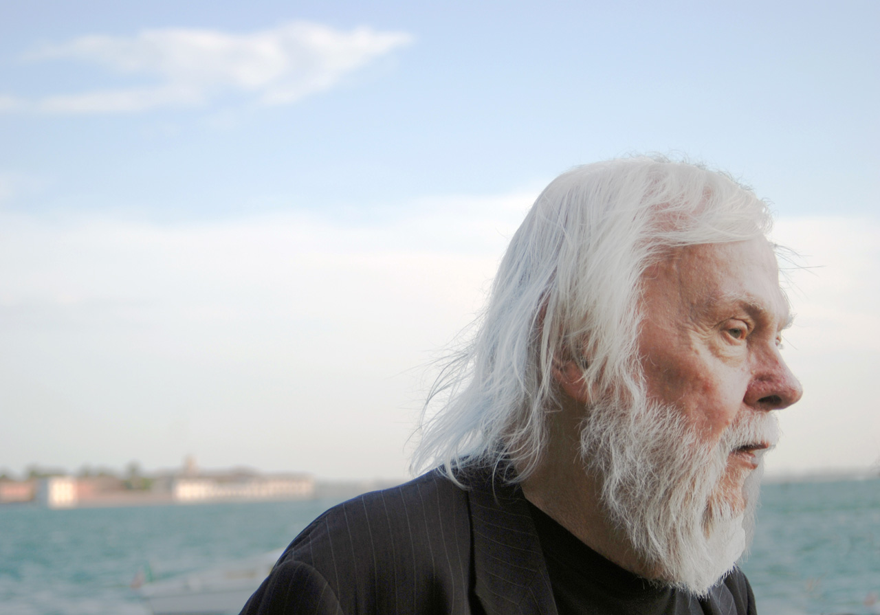 John Baldessari in Venice 2009