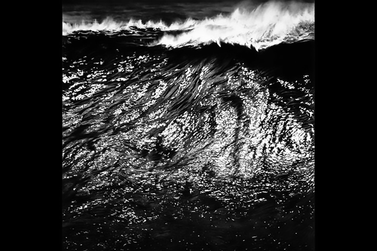 Robert Longo, Monsters (The Ledge), 2005
