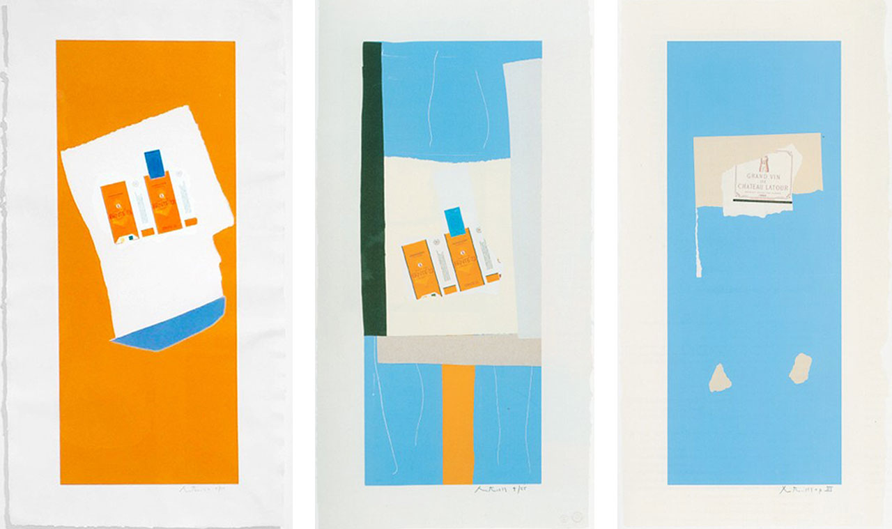Robert Motherwell, Summer Light Series, 1973, Prints